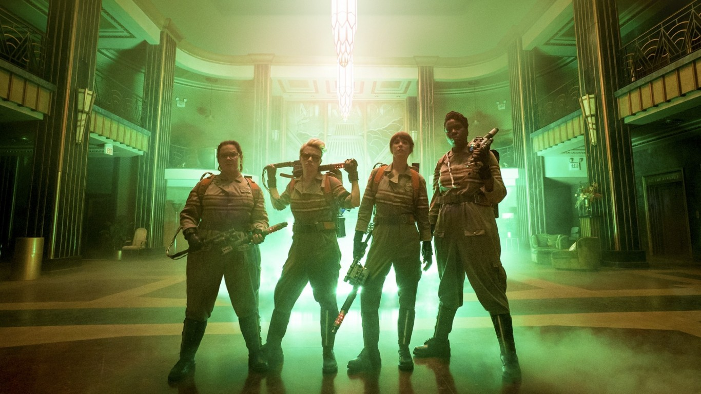New 'Ghostbusters' introduced in trailer for reboot
